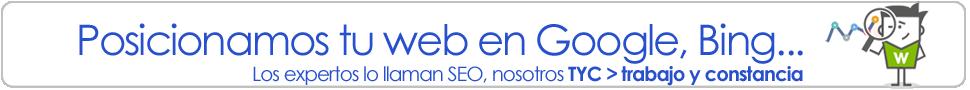 SEO - Posicionar mi web