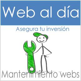 Tu web actualizada y segura