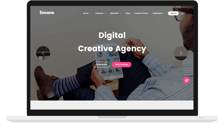 Quickstart SIMONE - Consultoría y Desarrollo Proyectos Web