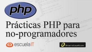 Prácticas PHP para aclarar conceptos de programación