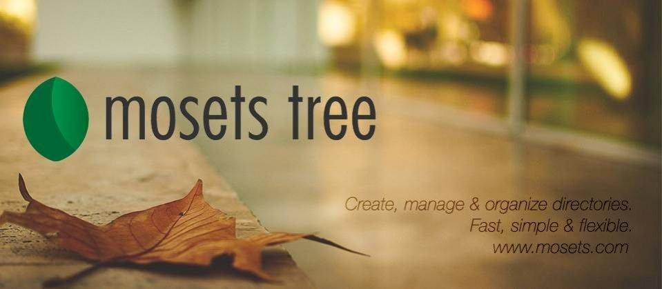 Tutorial Mosets Tree en Español