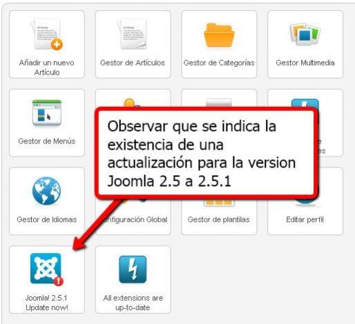 Joomla 2.5.1