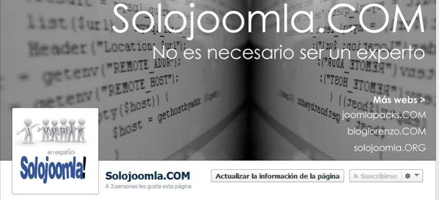 FaceBook Solojoomla.COM
