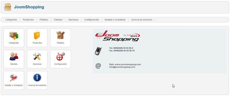 Joomshopping Español | Tienda online para Joomla!